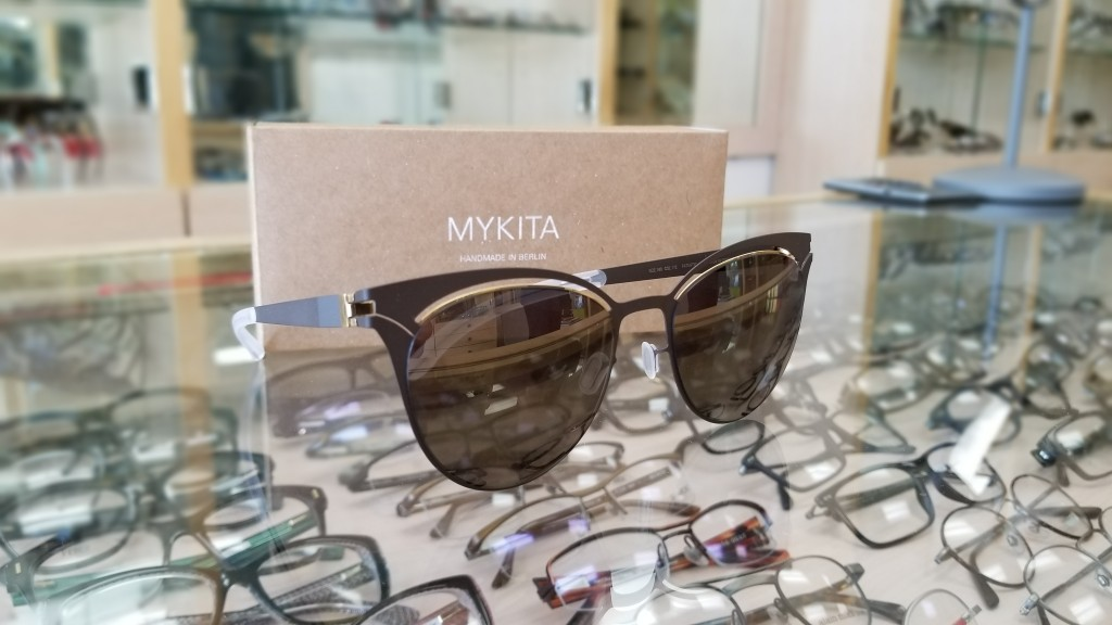 "The always impressive Mykita model ""Cara"" #unbreakable #mykita #light #mykita #sunglasses #hot #tarzana #optical"